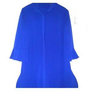 Karen Millen Purple Dress
